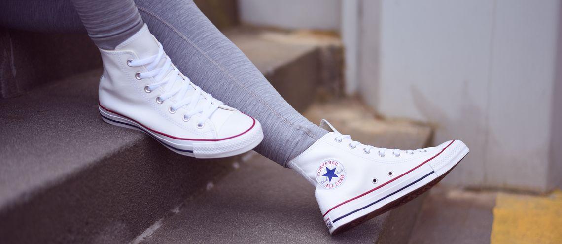How to recognize original Converse shoes?