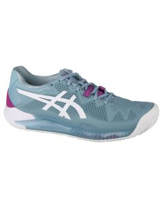 damskie Asics Gel-Resolution 8 Clay 1042A070-403 001