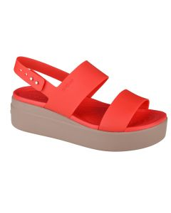 damskie Crocs Brooklyn Low Wedge 206453-6SQ 001