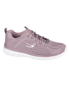 damskie Skechers Graceful-Get Connected 12615-LAV 001