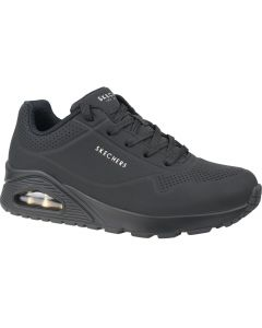 damskie Skechers Uno-Stand on Air 73690-BBK 001
