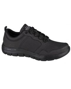męskie Skechers Flex Advantage 2.0-What A Thrill 999298-BBK 001