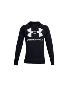 męskie Under Armour Rival Fleece Big Logo Hoodie 1357093-001 001