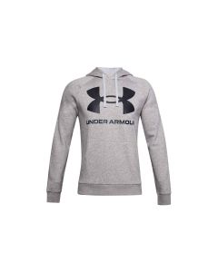 męskie Under Armour Rival Fleece Big Logo Hoodie 1357093-011 001