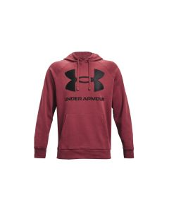 męskie Under Armour Rival Fleece Big Logo Hoodie 1357093-652 001