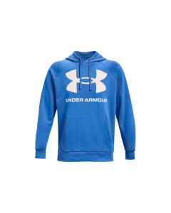 męskie Under Armour Rival Fleece Big Logo Hoodie 1357093-787 001