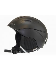 unisex KASK SMITH INTRIGUE MATTE BLACK  H01-INBK 001